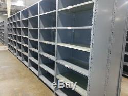 100% Steel Heavy Duty Metal Industrial Warehouse Racking Shelving Unit Storage