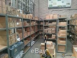 4 Garage Shelving Racking Bays 5Tier EXTRA HD Racking Shelves Storage Shed Unit