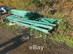 5x Bays Tall Heavy Duty Warehouse Pallet Racking Shelving