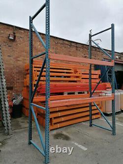 Additional Bay Pallet Racking Storage Shelving Shelves Beam Bay Heavy Duty