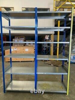 BITO Heavy Duty Shelving Unit/Garage/Archive Rack/Warehouse Storage Bay