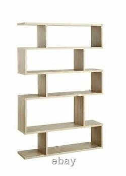 BRAND NEW Content By TERENCE CONRAN Balance Tall Shelving LIMED OAK