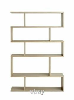 BRAND NEW Content By TERENCE CONRAN Balance Tall Shelving LIMED OAK colour