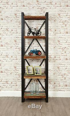 Baumhaus Urban Chic Funky Alcove Bookcase Reclaimed Wood