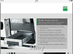 Bott Van Racking Drawer Unit Storage shelving under floor cabinet heavy duty X 1