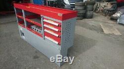 Bott van racking storage with drawers heavy duty, come of vivaro