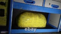 Bri-stor Elite metal Van work bench cabinet drawers racking, shelving heavy duty