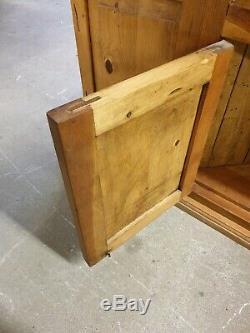 Corner Bookcase Pine Shelving Furniture Storage Unit/ Shaped Pine Corner Display