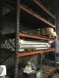 Dexion Speedlock Heavy Duty Metal Industrial Pallet Racking / Shelving / Shelves