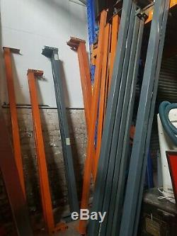 Dexion Warehouse Industrial Heavy Duty pallet Racking Beams Shelves 2.2 2.4