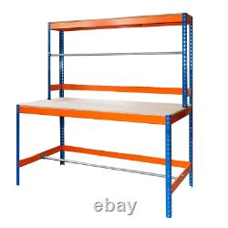 Extra Heavy Duty Packing Work Bench 1800mm H x 1800mm W x 900mm D