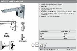 Folding Bracket Heavy Duty Hebgo 500kg Load Capacity Bright Galvanized