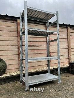 Galvanised Steel Heavy Duty Pallet Racking Shelving Cabinet Storage Dexion