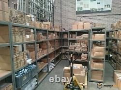 Garage Shelving Unit 5 Tier EXTRA Heavy-Duty 180x90x45cm Racking Shelf Storage