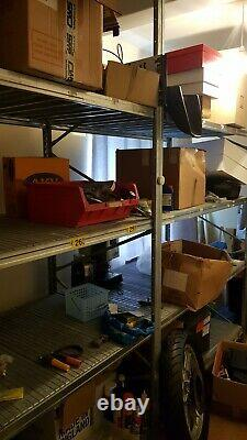 Garage shelving racking heavy duty
