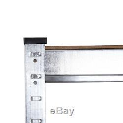 Heavy Duty Corner Shelf Modular Storage XL Rack Garage Basement Cellar Racking