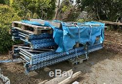 Heavy Duty Industrial Commercial Warehouse Pallet Racking Frames & Beams