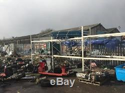 Heavy Duty Link 51 Pallet Racking 3m High 2.7m Wide 0.9m Deep 6 Bays 2 X Shelves