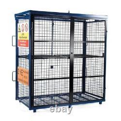 Heavy Duty Metal Shelving Cage