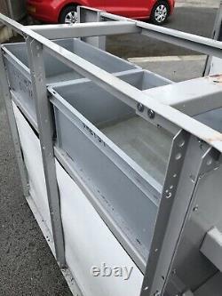 Heavy Duty Metal Van Shelving Racking Caddy, Combo, Transit Connect etc