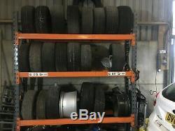 Heavy Duty Pallet Racking, Industrial Shelving
