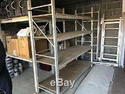 Heavy Duty Pallet Racking Shelving Ideal For Stores Or Home Storage In Garage