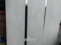 Heavy Duty Racking/Shelving 1980mmH x 1830W x 610D 2 bays of 4 shelves