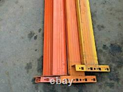 Heavy Duty Racking Shelving 390cm Height 90cm Width 327 CM Length