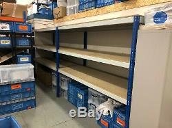 Heavy Duty Racking / Shelving. Warehouse / Garage / Unit