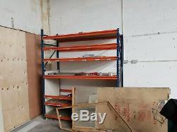 Heavy Duty Shelf Garage Shelving Unit Steel Racking