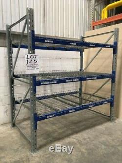 Heavy Duty Shelving/Garage Rack/Warehouse Office Archive Storage-500kg BITO SP18
