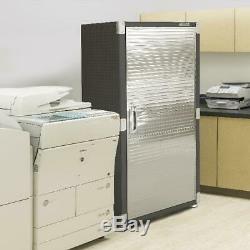Heavy Duty Storage Cabinet Tall Garage Tool Box Workshop Organizer Locker Shelf