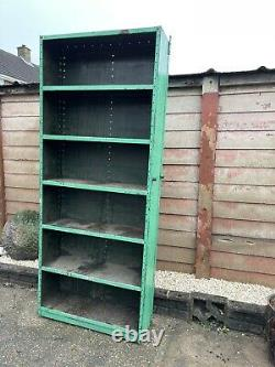 Heavy Duty Strong Movable On Rollers Racking Shelving Cabinet Pigeon Hole