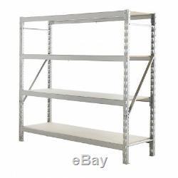 Heavy Duty Warehouse Or Garage Racking 300kg Udl Shelves