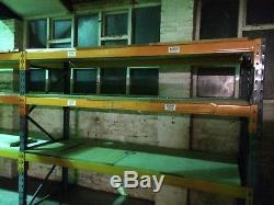 Heavy Duty Warehouse Storage Shelving Racking (dexion Speedlock Pallet Racking)