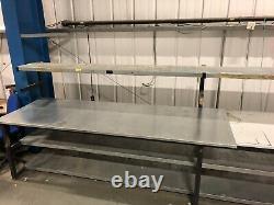 Heavy duty post room workbench fabulous workspace/storage