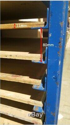 Industrial / Heavy Duty Cooling Racks on Wheels