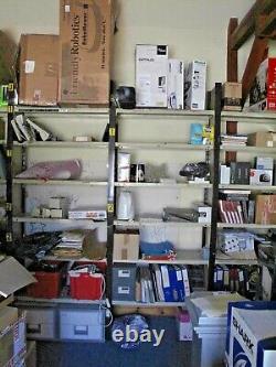 Industrial Heavy Duty Warehouse Shelving 7 Bays