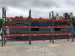 Industrial Racking Heavy Duty Bays Warehouse Shelving