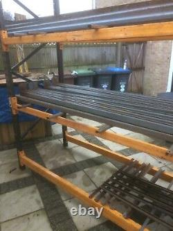 Industrial Racking / Shelves / Storage, Barn / Shed / Garage Find (JOB LOT)