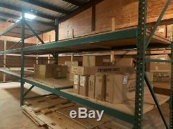 Industrial Shelving Heavy Duty Shelves 2 Racks USED Local Pick Up ONLY