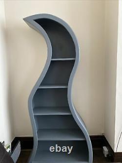 Large book case shelving unit