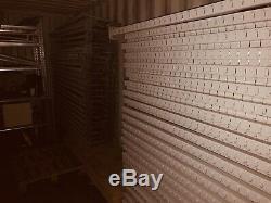 Longspan shelving racking Warehouse racking, Heavy duty Industrial 3 Bays