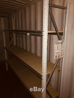 Longspan shelving racking Warehouse racking, Heavy duty Industrial Apex