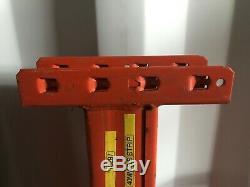 Mecalux Heavy Duty shelving/Racking Starter Bay £152.50 + vat