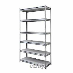 Member's Mark 6-Shelf Storage Rack Easy to Assemble
