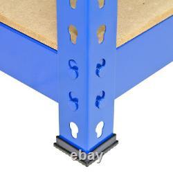 Metal Racking Garage Storage Shelving Boltless Heavy Duty 200Kg per Shelf