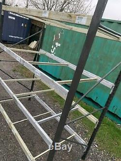 Metal Steel HEAVY DUTY Factory Pallet Racking Shelving Industrial