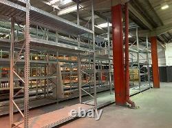 Metalsistem R75 heavy duty zinc coated steel boltless steel racking