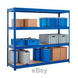 NEW Heavy Duty Industrial Longspan Storage Shelving / Racking Toolbox Unit